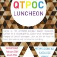 QTPOC Luncheon