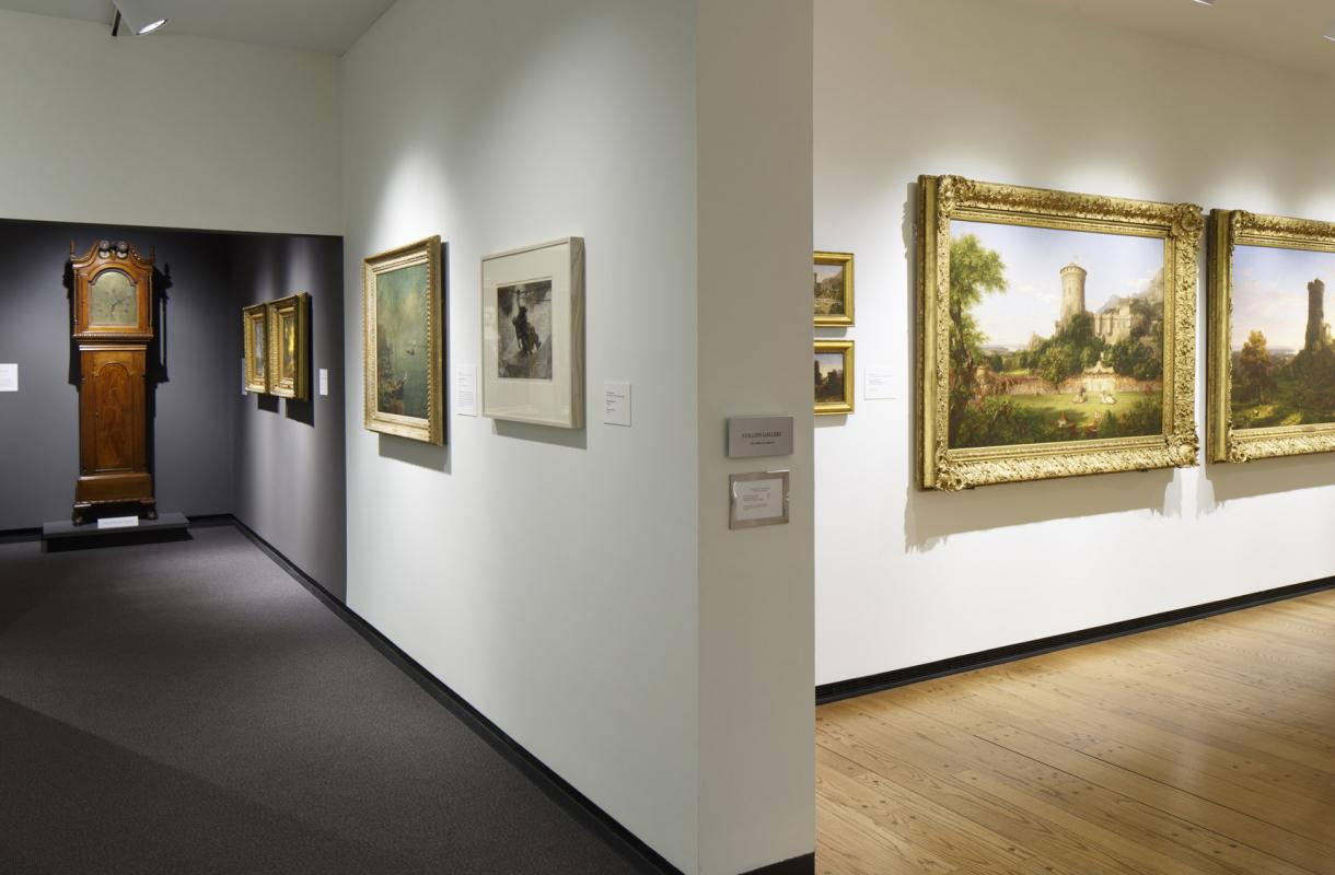 Museums Mead Art Museum Amherst College - Private museums in usa