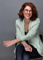 A photo of Lauren Leydon-Hardy