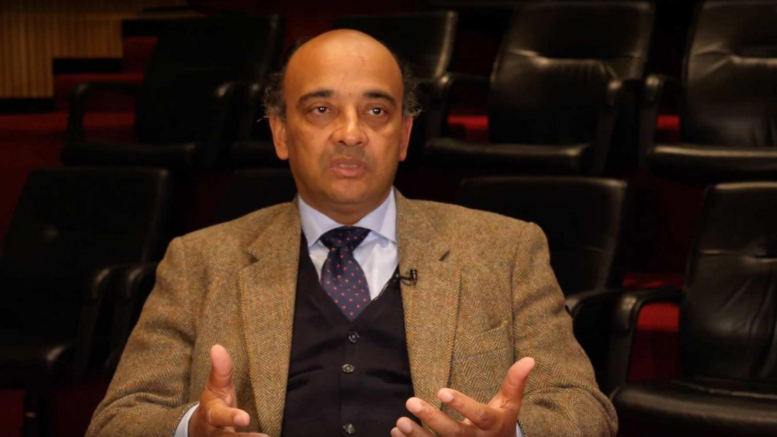 Kwame Appiah Interview