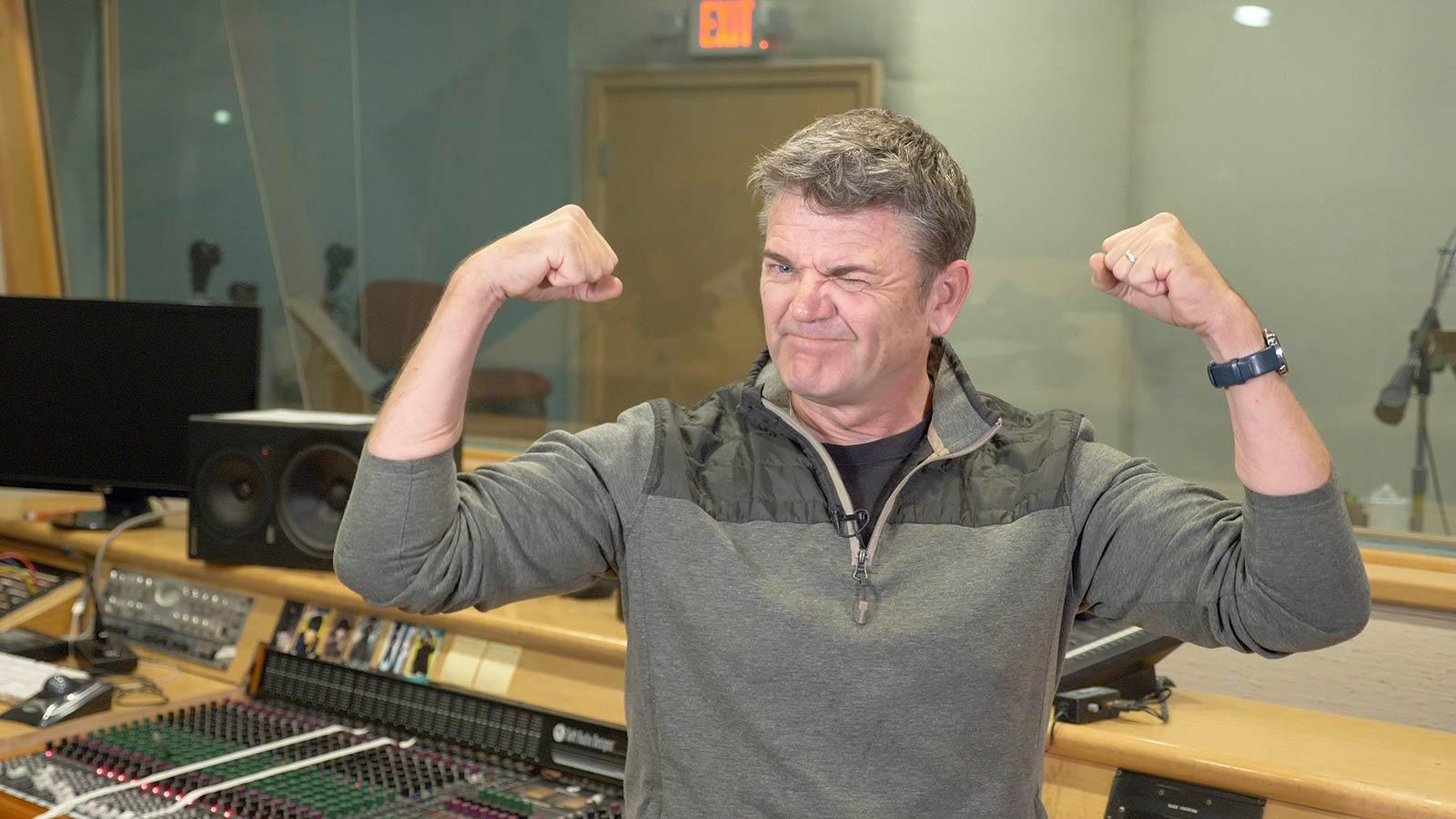 John Michael Higgins '85