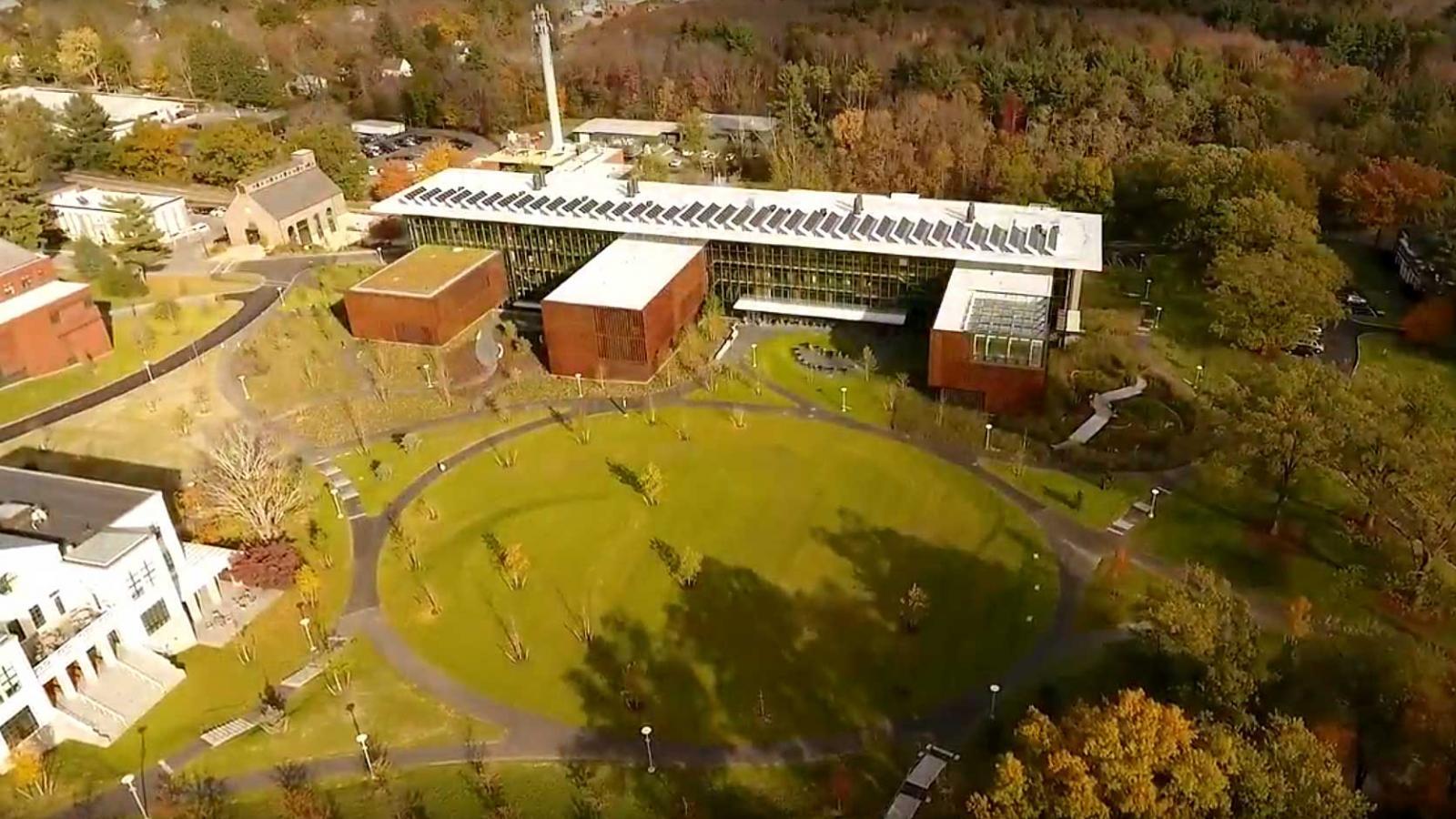 Science Center, Amherst College
