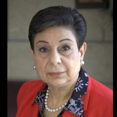 Photo of Dr. Hanan Ashrawi