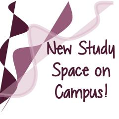 New Study Space on Campus