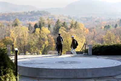 Campus Memorial Hill Photo