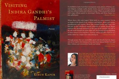 Visiting Indira Gandi's Palmist book cover