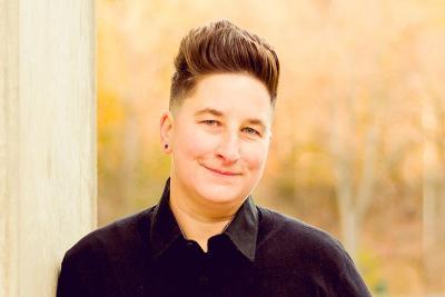 A photo of Professor Jen Manion
