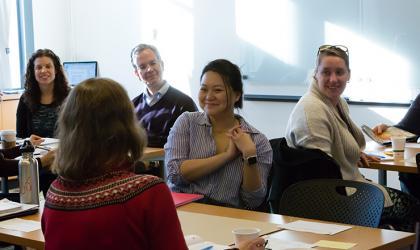 TLC Workshop Participant