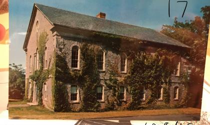 Barrett Hall 1980s