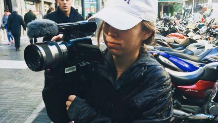 Filmakers in Argentina
