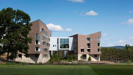 New Residence Halls