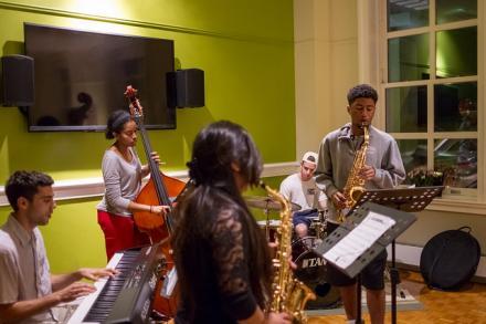 Jazz at Schwemm's