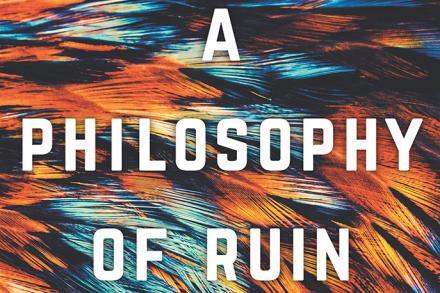 A Philosophy of Ruin: A Novel by Nicholas Mancusi