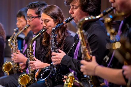 Amherst College Jazz Ensemble