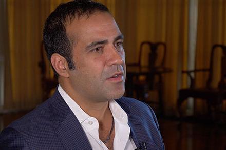 Aatish Taseer '03