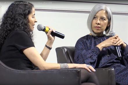 Susan Choi and Laila Lalami