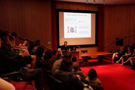 Esther Duflo talk