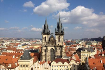 Study Abroad for European Studies majors