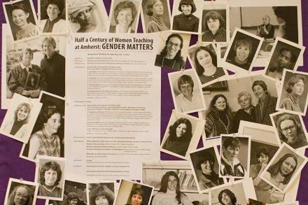 Gender matters poster