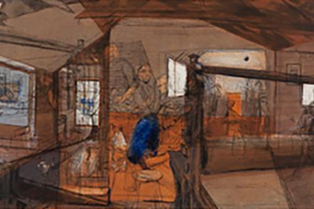 Gideon Bok's Wingate Studios with Aldo's Press #2, No Sleep till Hinsdale (2008)