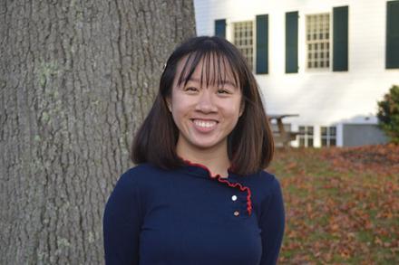 Headshot of Hope Tsai