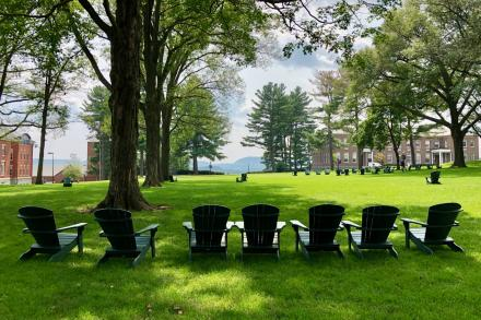 Amherst College Quad Chairs