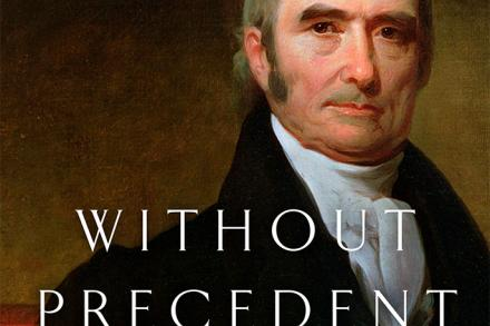 Without Precedent book cover