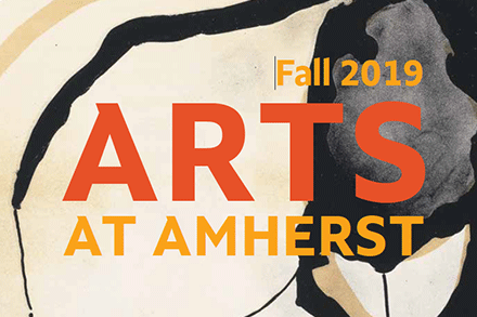 Cover of 2019 Fall Arts Brochure