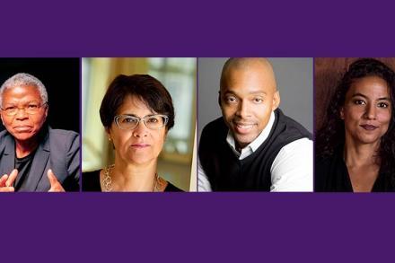 Mary Frances Berry, Martha Jones, Khalil Gibran Muhammad, and Elizabeth Hinton
