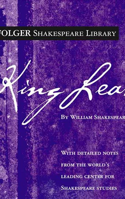 King Lear book cover