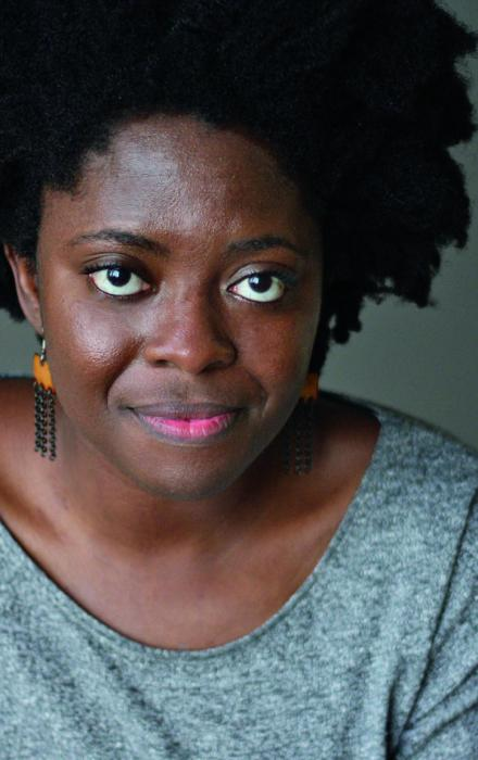 Portrait of Yaa Gyasi