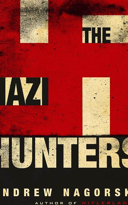 The Nazi Hunters Book Jacket