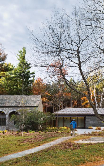 MacDowell Colony library exterior