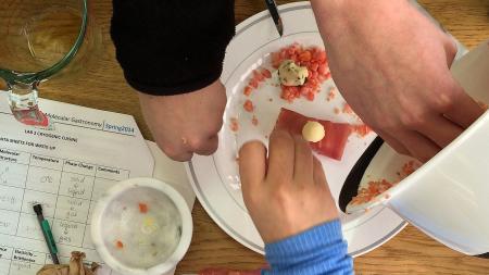 gastronomy class