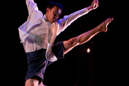 Scenes from Theater & Dance at Amherst College