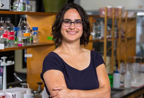 Sheila Jaswal, associate professor of chemistry