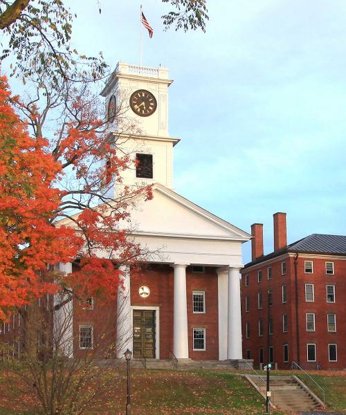 Images of Amherst Academic Calendar 2021-22