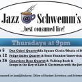 Jazz@Schwemm's March 2015 poster
