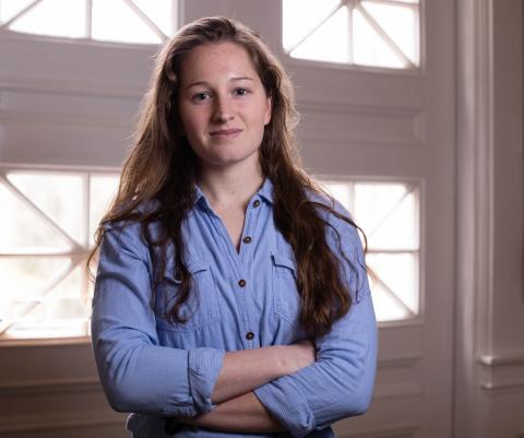 2017 Marshall Scholar Dakota Foster