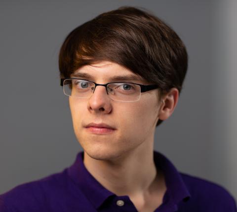 Ryan McMillan, Goldwater Scholar 2019