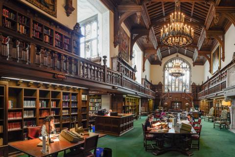Folger Shakespeare Library in Washington, D.C.