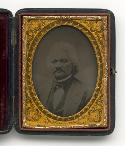 Douglass ambrotype