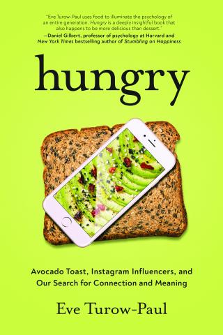 Hungry book cover image
