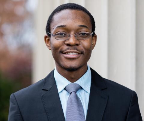 2018 Rhodes Scholar for Zimbabwe Itai Muzhingi '18