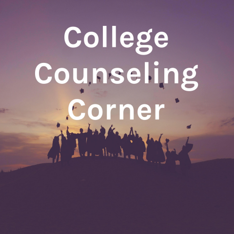 College Counseling Corner image