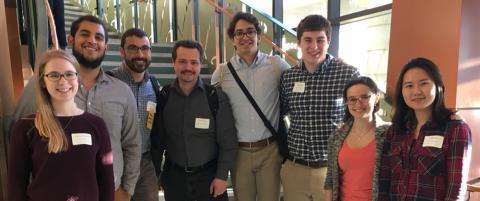 Trapani Lab at Conference