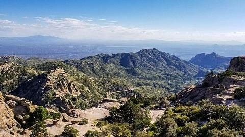 Mount Lemmon, Tucson, Arizona