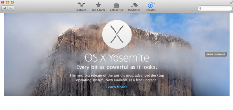 Plan for Upgrade to OS X 10.10 (Yosemite) for College-Owned Computers