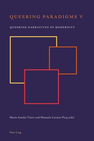 Cover of Queering Narratives of Modernity