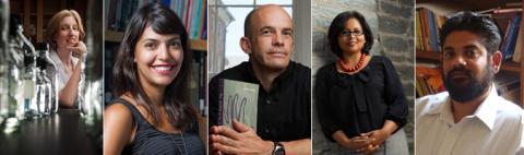 New faculty, summer 2012